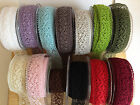 CROCHET RIBBON May Arts  Creative Expressions POSTAGE DISCOUNTS AVAILABLE