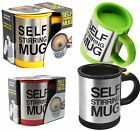 Automatic Stirring Coffee Mixing Cup Stainless Coffee Mug Novelty Fashion Gift