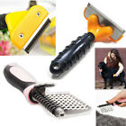 operate  Pet Dog Cat Hair Clipper Brush Shedding Grooming Rake Trimmer Tool