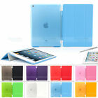 Smart Cover Case For Ipad Air -Water Proof -Sleep/Wake Feature -Stand Function
