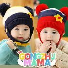 3726 Winter Cute Baby Toddler Boy Girl Kids Warm Hat Cap 3Month--3Year
