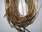 150 inches French Metal Purl Wire Coil Gimp Bullion Cord CHECK ROUGH 25+ COLORS