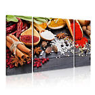 FOOD&DRINK Powders 6 3-B Canvas Framed Printed Wall Art ~ More Size