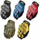 Mechanix Wear 'Original' Hardwearing Shooting Airsoft Military Army Work Gloves