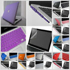 """11Color Rubberized Case Keyboard Anti Dust LCD Cover For Macbook Pro 13""""/15""""inch"""