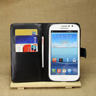 3Colors Wallet Leather Case Cover Pouch For Samsung Galaxy Grand Neo Lite i9060