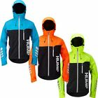 Hump Mens Signal MTB Road Commuter Bike High Vis Safety Waterproof Jacket Coat