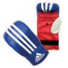 Adidas Boxing Response Bag Glove Blue/Red/White Elasticated Wrist Band