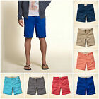 HOLLISTER MENS CLASSIC FIT SHORTS NWT SIZES 30 , 31 , 32 , 33 , 34 , 36