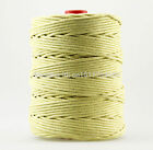 NEW 500lbs Braided Kevlar Line String for Fishing Camping Rocketry Kite #EJ-4