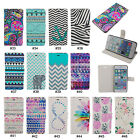 Cute Waves Magnetic PU Leather Stand Flip Case Cover Skin For iPhone 6/Plus