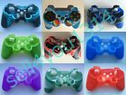 Soft Silicone Skin Grip Protective Cover for SONY PS3 Controller Rubber Case