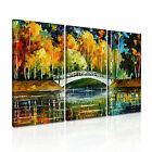 ART Graphic 2 3A Canvas Framed Printed Wall Art ~ More Size