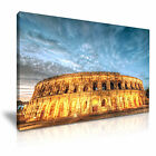 CITYSCAPE Europe Italy 2 1L Canvas Framed Printed Wall Art ~ More Size