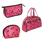 ROYAL TOILETRY BAGS BURLESQUE COSMETICS MAKEUP TOILET WASH BAG