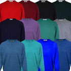 PROQUIP 2019 Water Repellent Mens Crew-Neck Golf Lambswool Sweater Jumper