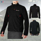 Berghaus Mens Pulse Windproof Water Resistant Softshell Jacket - All Sizes - New