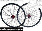 Bead hookless, 30mm width 29inch carbon wheels tubeless 15/12x142mm thru axle