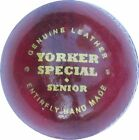 DUNCAN FEARNLEY YORKER SPECIAL CRICKET BALL - DF1440