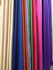"""2 Panel Fully Stitched Solid Faux Silk Grommet Window Curtain Drapes 55"""" X 63"""""""