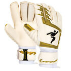 Precision Junior Schmeichology 4 Finger Protection Goalkeeper Glove Flat Palm