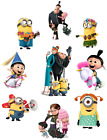 DESPICABLE ME MINIONS 2 STUART STICKER WALL DECO DECAL lot 1S