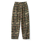 Collections Etc Camouflage Print Drawstring Lounge Pant
