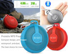 Travel Outdoor Bluetooth Music MP3 Player Stereo Speaker Calls Answer Waterproof