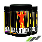 UNIVERSAL NUTRITION BCAA STACK 250G - BRANCHED CHAIN AMINO ACIDS - ALL FLAVOURS