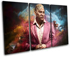 Far Cry 4 Gaming TREBLE CANVAS WALL ART Picture Print VA