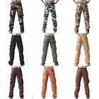 Hot Sale Army BDU Cargo Military Army Combat Camo Work Pockets Pants Trousers