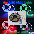 DC12V 5M SMD5050 60leds/M WaterproofIP65/IP20 RGBW Strip Light+40key RGBW Remote