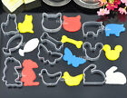 ANIMALS / SEASONS / FUN SHAPES Cookie Cutters Biscuit Mold #5005