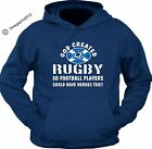 RUGBY WORLD CUP 2015 - God created rugby- custom printed hoodie - Scotland hoody