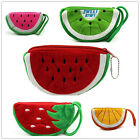 Cute Fruit Women Girl Wallet Coin Change Purse Card Make Up Case Bag #1