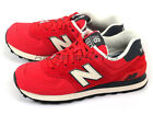New Balance ML574PCR D Red & Anthracite & Beige Lifestyle Retro Classic Casual