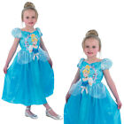 Girls Cinderella Rubies New Princess Story Time Kids Fancy Dress Costume Outfit