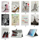 Retro Marilyn Monroe Folio Smart PU Leather Stand case For iPad 2 3 4 Air 2 Mini