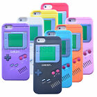 Gameboy Game Boy Silicone Case Cover for Apple IPHONE 4/4S/5/5S/5C/6 4.7'