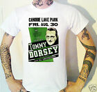 Tommy Dorsey Gig Poster T-Shirt Jazz Big Band Swing Trombone Trumpet