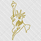 STATUE OF LIBERTY NEW YORK ISLAND JERSEY FREEDOM VINYL DECAL STICKER (SL-01)