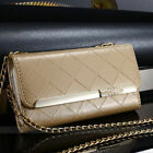 Women Fashion Clutch Purse Leather Phone Wallet Case For Apple Iphone 5/5s 6 4.7