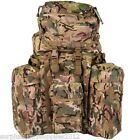 MILITARY RUCKSACK 120 LITRE BERGEN FULL MTP SIZE PLCE HIKING CADET BRITISH ARMY