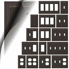 Wall Switch Plate Cover Steps Aged Bronze Outlet Toggle Decora Rocker Metal