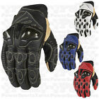 Icon Overlord Short Motorcycle Gloves Non Current