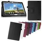 Magnetic Flip Leather Stand Case Cover For 10.1 Inch Acer Iconia Tab 10 A3-A20