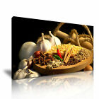Spicy Garlic Chilli Asian Food Modern Home Office Restaurant Wall Art Deco
