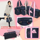 Japan Cosplay Lolita Uniform Japanese School Bag K-ON Kuroko no Basuke Handbag