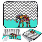 11-15.6 Laptop Ultrabook Sleeve Case Bag+Mouse Pad For MacBook Pro Air Acer Dell