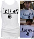 TYGA LAST KINGS YMCMB Compton Adult Drake Retro Young Money VTG Tank Top Singlet